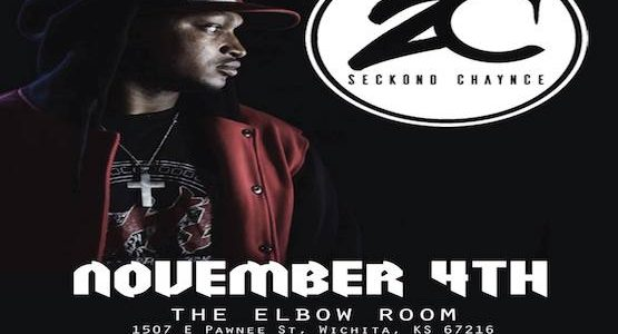 SECKOND CHAYNCE AT THE ELBOW ROOM