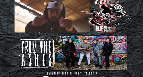 Tyler Keast & From The Ashes At Outland Ballroom