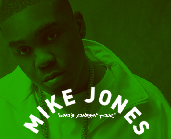 Mike Jones At The Roxy (Kansas City)