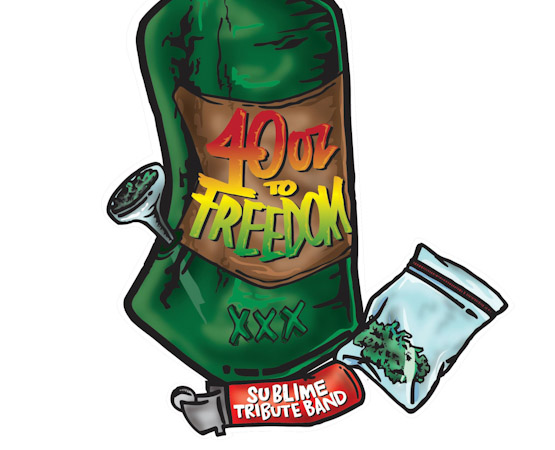 40 Oz To Freedom – A Tribute to Sublime at Roxy Bar